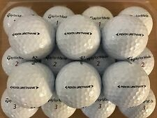 24 TAYLORMADE PENTA URETHANE GOLF LAKE BALLS   PEARL / GRADE A FREE DELIVERY