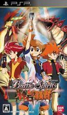 Used PSP Battle Spirits Kiseki no Hasha  SONY PLAYSTATION JAPAN IMPORT