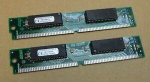 16MB (2 x 8MB) PNY 321006ES51T02JF 72-Pin 60n/s EDO SIMM Memory Modules
