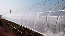 Agfabric Clear Greenhouse Plastic Cover Poly Film 2.4Mile 12x35FT