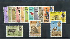 BECHUANALAND Sc 180-93(SG 168-81)*F-VF OG TO LH 1961 ANIMAL SET $130
