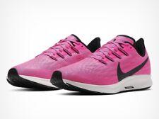 Nike AIR ZOOM PEGASUS 36 UK 10 EU 45 Pink Blast Black Running AQ2203 601