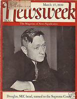 1939 Newsweek March 27-Mussolini upset by Hitler's Move