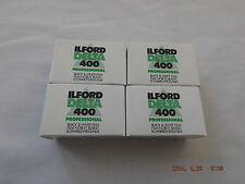 Ilford Delta 400 Professional 35mm Film 36exp (4 Pack)