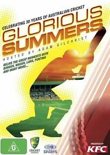 Glorious Summers (DVD, 2009) Australian Cricket VGC