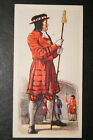 Yeomen of the Guard  British Army 1685   1930's Vintage Card #   VGC