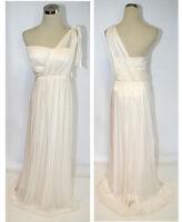 NWT BCBG MAX AZRIA $358 White Prom Party Ball Gown 10