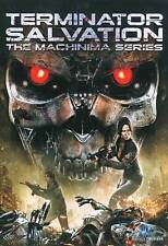 TERMINATOR SALVATION - THE MACHINIMA SERIES DVD (2009)
