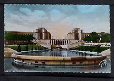 478-PARIS -4010 Le palais de Chaillot vu des jardins. (Photo Guy)