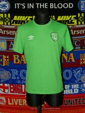 5/5 Ireland (Eire) adults M training leisure football shirt jersey trikot soccer