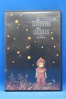 """dvd """"le tombeau des lucioles """" tirage limitée et numéroté rare"""