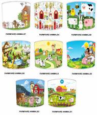 Articles de maison en plastique avec un motif Animaux pour le monde de l'enfant