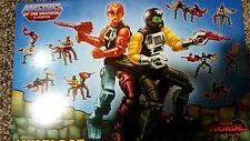 Masters of the Universe Classics Multi-Bot Action Figure MIB!