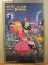 Vintage The Princess and the goblin  Poster 1994  9419
