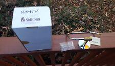 SMEDBO ICE WC-Papierhalter Toilettenpapierhalter Messing silber eckig OK3411