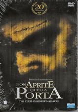 NON APRITE QUELLA PORTA (2003) di Marcus Nispel metal box - DVD NUOVO