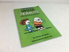 Unseen Peanuts Charles Schulz Fantagraphics
