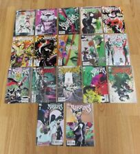 DC Gotham City Sirens comic books issue 1 - 17 2009