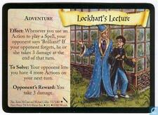 Harry Potter TCG Chamber of Secrets Lockhart's Lecture 33/140