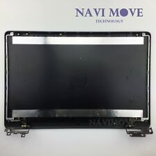 """New HP 17-bs0xx 17-bs011dx 17-bs010nr 17.3"""" LCD Back Cover Rear Lid + Hinges USA"""