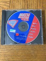 Math Blaster Ages 6-9 PC Game