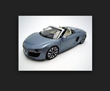 Audi R8 Spyder Blue 09217BL 1/18 Kyosho
