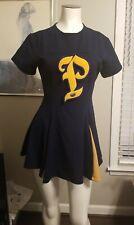 New listing Vintage Cheerleading Uniform Handmade 60's 70's Rockabilly Retro