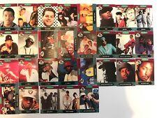 Yo MTV Raps Trading Cards - 1991 - Lot Of 29 Vintage