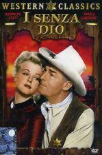 I Senza Dio (Edizione Jewel Box) DVD 1955 NUOVO