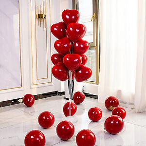 1.3 Meters Ballon Support Room Luminous ColumnHome Garden Birthday Party Decor