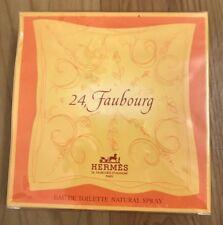 Hermes 24 Faubourg Eau de Toilette EDT 3.3 oz./100 ml VINTAGE ORIGINAL SEALED