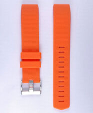 Electrónica deportiva naranja