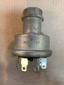 OEM John Deere RE61717 Ignition Switch Key Switch
