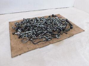 2006-2010 Buell XB XB12 XB12X Ulysses Nuts Bolts & Brackets Parts Box Lot