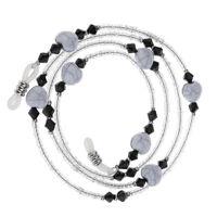 Eyeglass Sunglass Neck Cord Strap Glasses String Lanyard Holder Beaded Chain