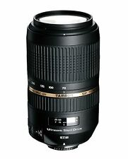 Tamron SP 70-300mm F/4.0-5.6 Di VC USD Lens For Canon Digital SLR Cameras *NEW*