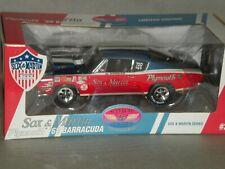 1/18th 1968 Sox & Martin Plymouth Barracuda