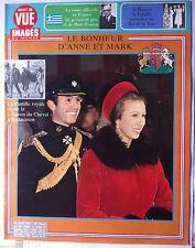 Point de Vue 27/4/1979; Le bonheur d'Anne et Mark/ Bal de la rose à Monaco