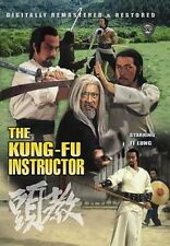 The Kung Fu Instructor----Hong Kong RARE Kung Fu Martial Arts Action movie - NEW