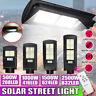 500/1000/1500/2500W LAMPIONE STRADALE LED PANNELLO SOLARE TELECOMANDO SENSORE !