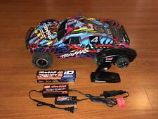 Traxxas Slash 2WD Courtney Force Edition - New Battery