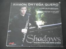 Shadows Baroque Music by Vivaldi Blavet Dieupart Veracini Ramon Ortega Quero CD