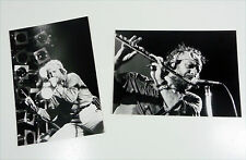 "Lot: JETHRO TULL ""Crest Of A Knave"" Chrysalis Presse Foto SET CARD Photo Promo"