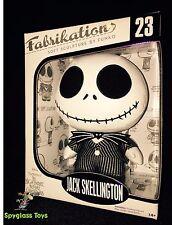 Nightmare Before Christmas Jack Skellington Fabrikations Plush Funko