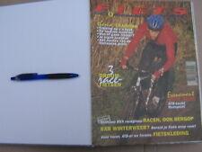 """Jaargang """"FIETS""""   RACE EN MTB, CROSS, MOUNTAINBIKE, etc 11 x 1995"""