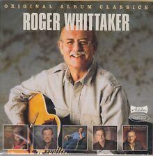 Roger Whittaker / Du gehörst zu mir, Mein Herz schlägt für Dich u.a.(5 CDs,OVP)