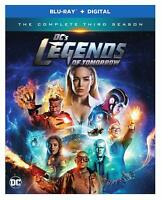 DC's Legends of Tomorrow: The Complete Third Season [Blu-ray] (Brand New)