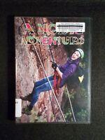 A Model Adventure (2 DVD's, 2016) Catwalk Model Kate Peck Outdoor Adventures