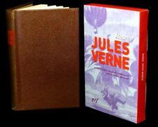Album Pléiade 2012 : Jules Verne ( Etat neuf avec coffret + rhodoïd )