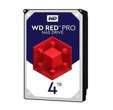 """WD WD4003FFBX 4TB Red PRO 3.5"""" 7200RPM SATA3 NAS Hard Drive"""